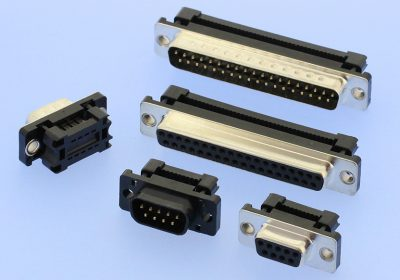 114-6 Compact D-Sub Connectors in IDC-Technology