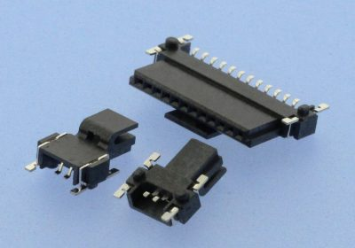 9025 9026 Compact SMT B-t-B connector with 1.27mm miminum 02 contacts